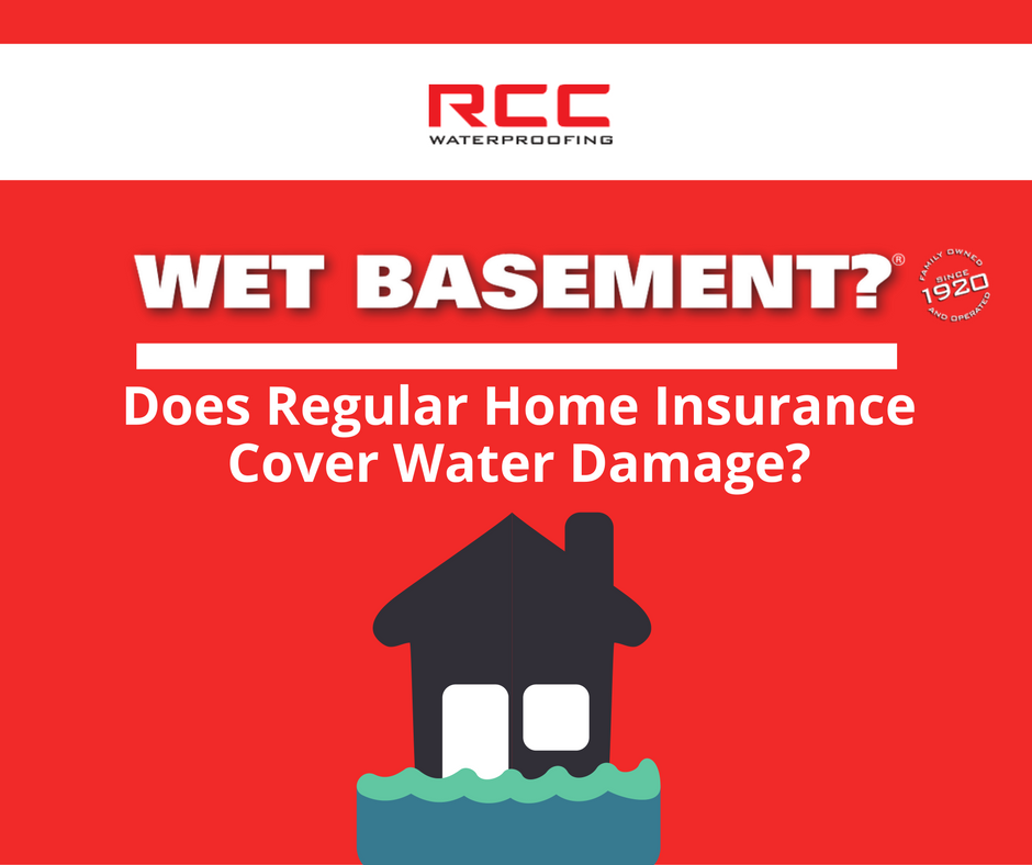 Does Regular Home Insurance Cover Water, Does Insurance Cover Leaky Basement