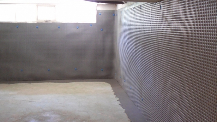 RCC Interior Waterproofing Services