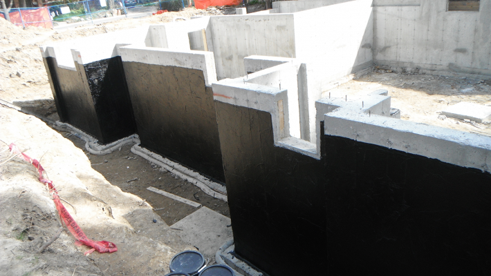 Waterproofing Newer Homes New, Waterproofing New Basement Walls