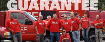 rcc waterproofing guarantee