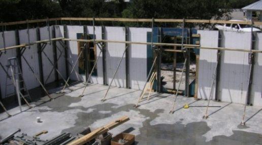 icf foundation walls